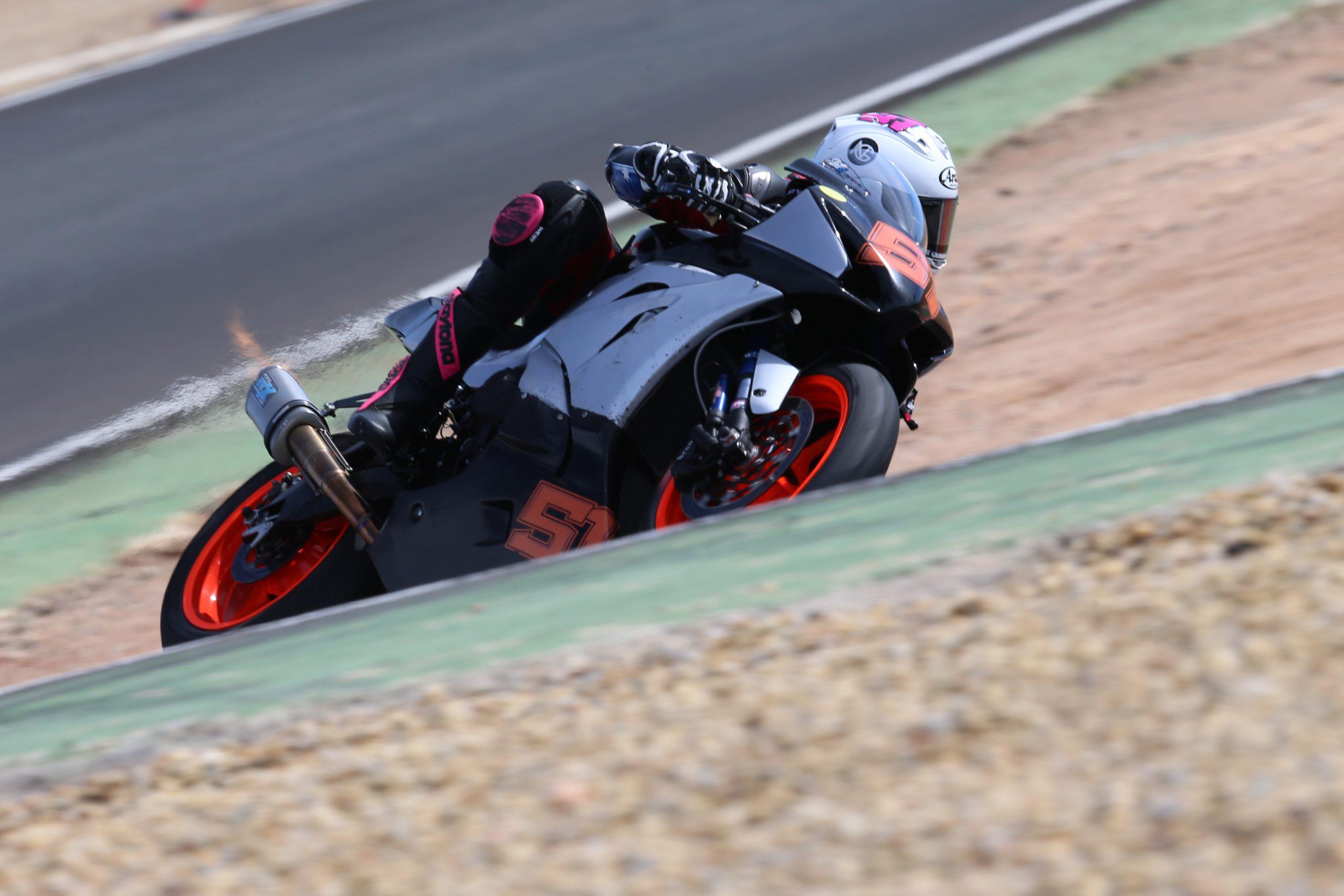 Moto TP Cartagena 2020 Brayden Elliott 060