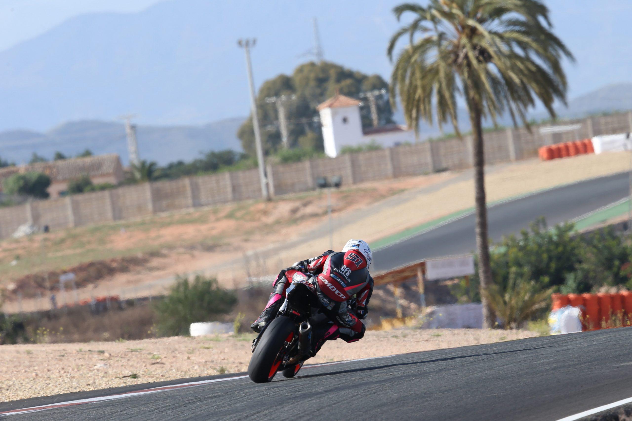 Moto TP Cartagena 2020 Brayden Elliott 094
