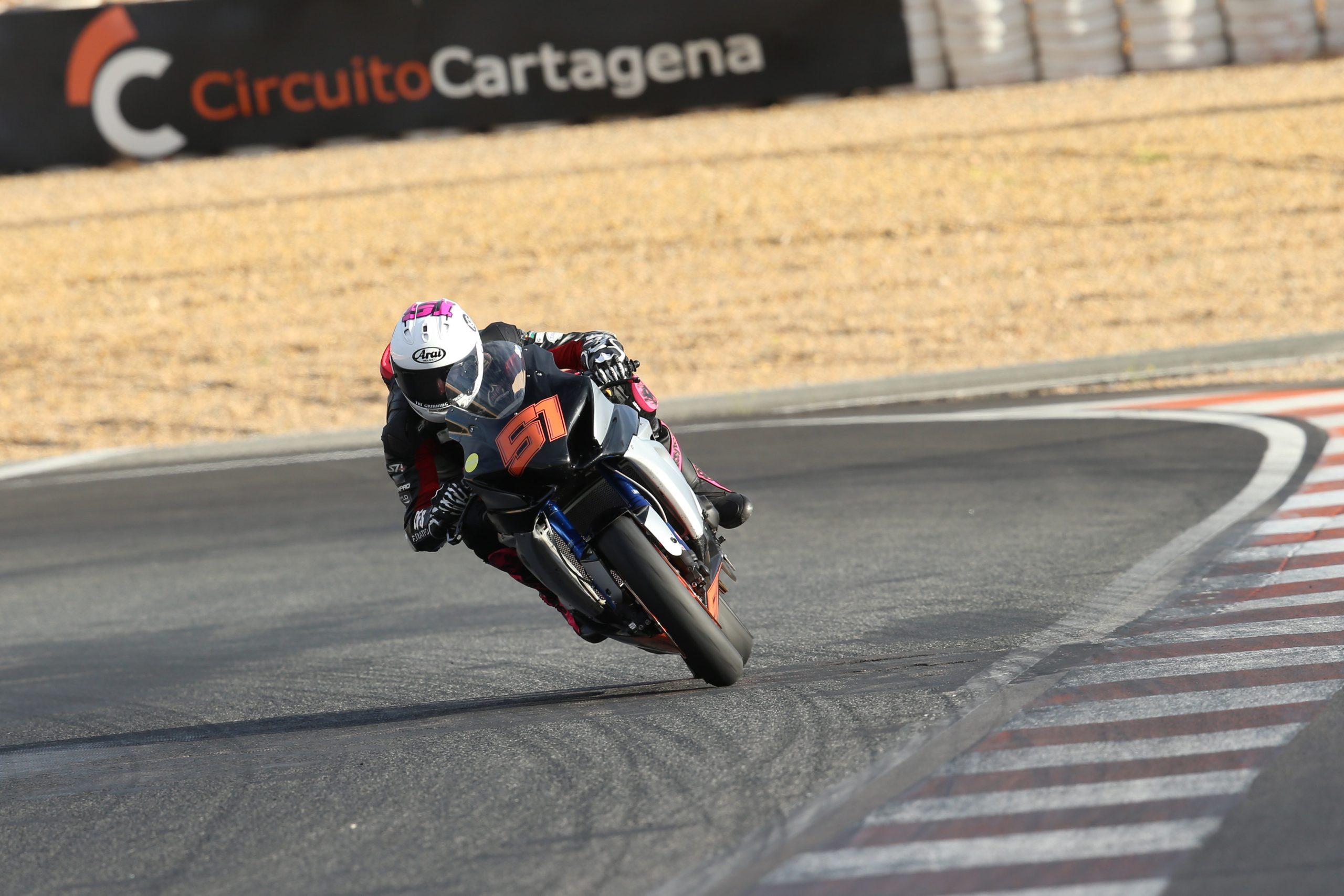 Moto TP Cartagena 2020 Brayden Elliott 098