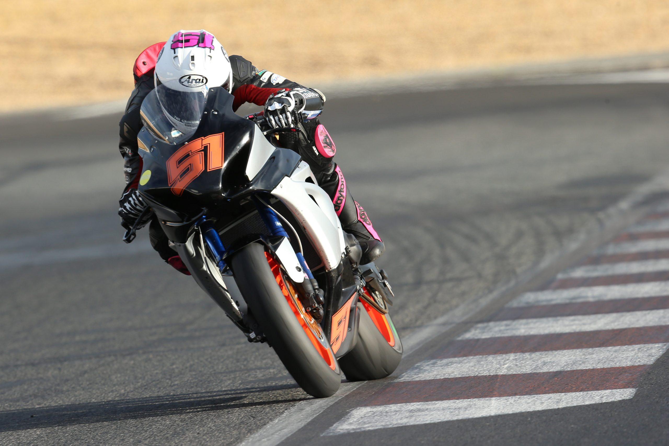 Moto TP Cartagena 2020 Brayden Elliott 102