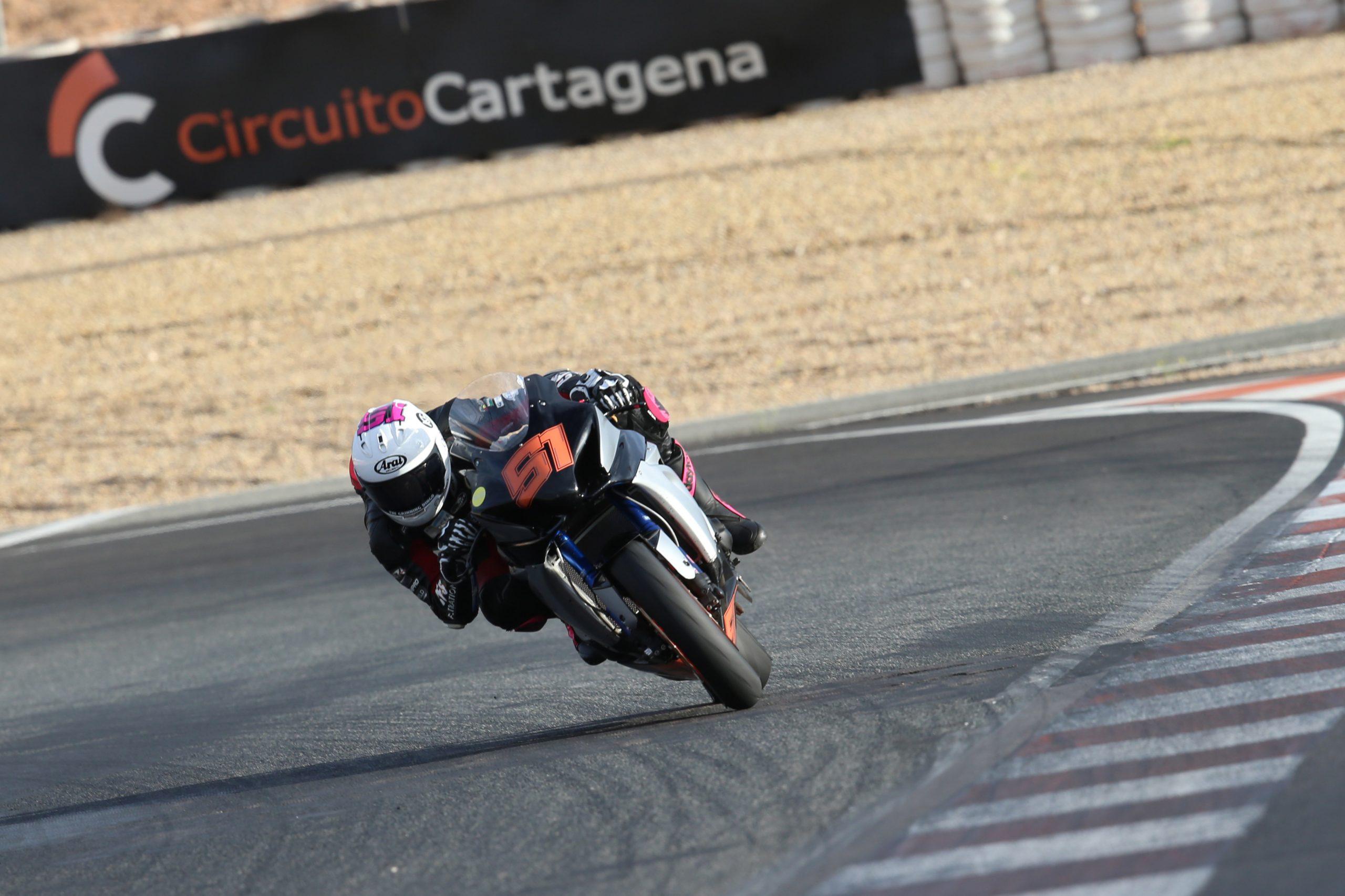 Moto TP Cartagena 2020 Brayden Elliott 105