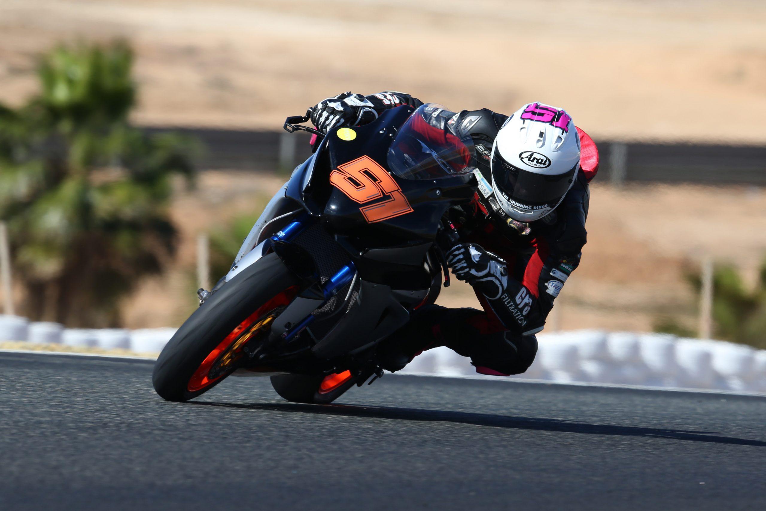 Moto TP Cartagena 2020 Brayden Elliott 120