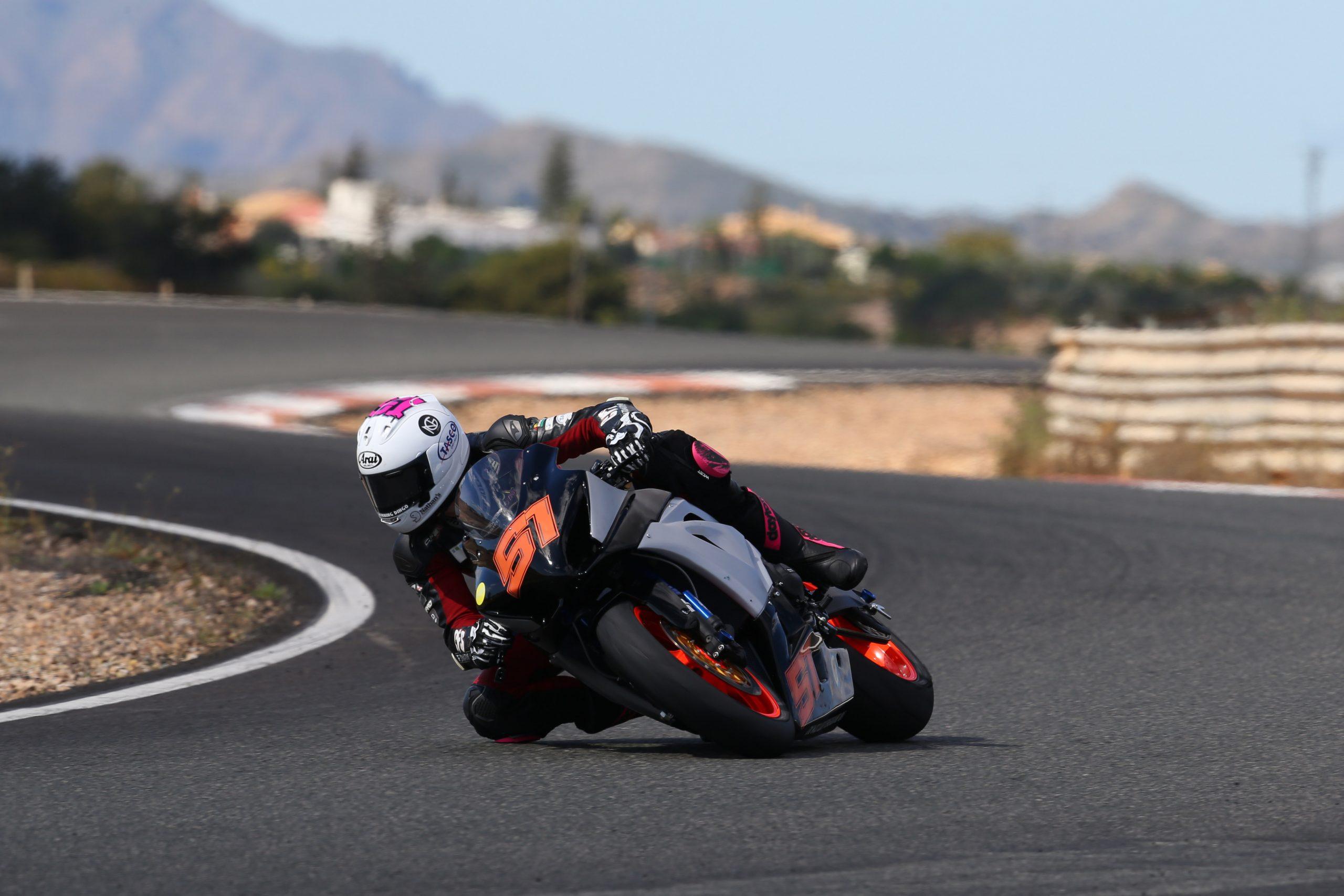 Moto TP Cartagena 2020 Brayden Elliott 125