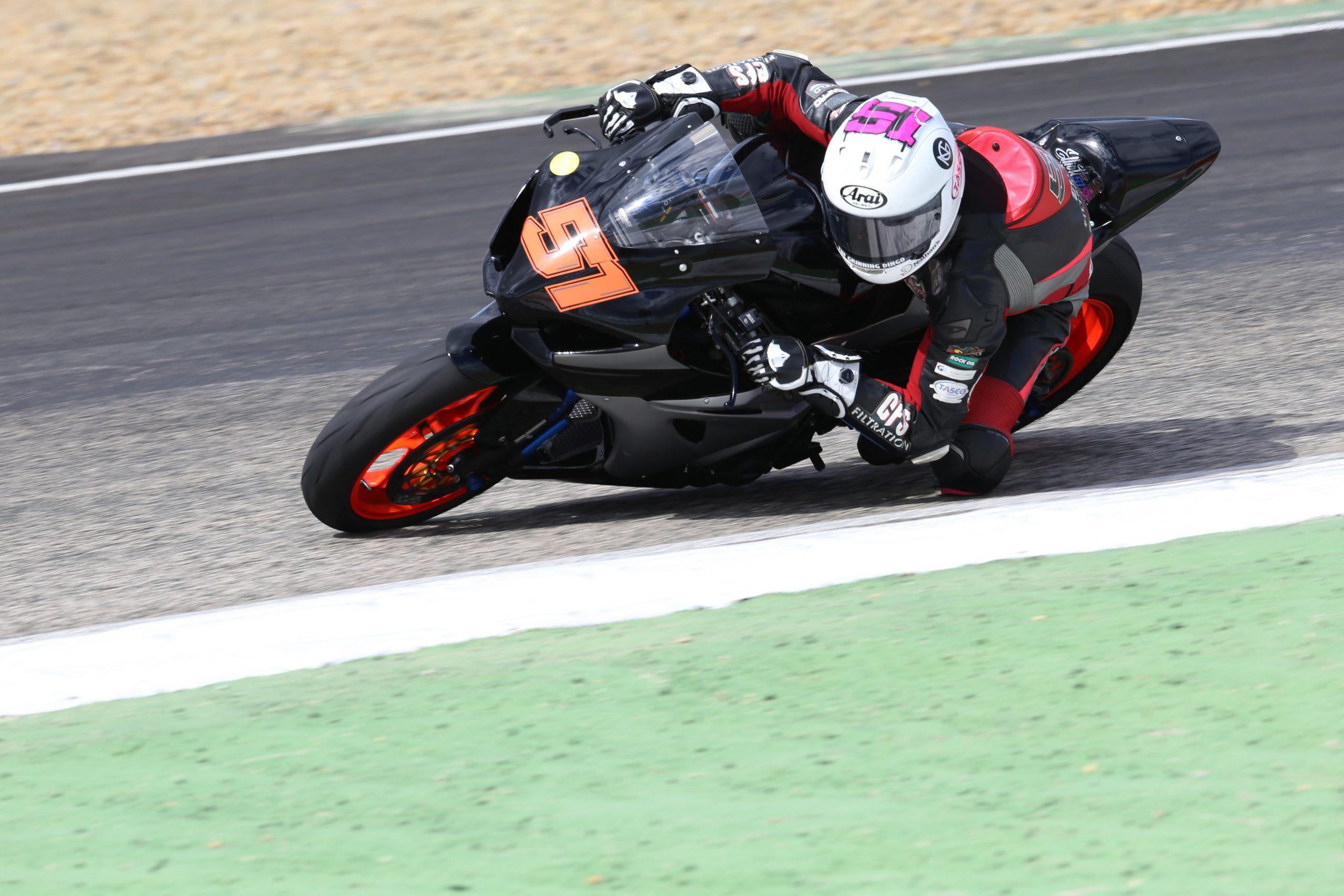Moto TP Cartagena 2020 Brayden Elliott 128