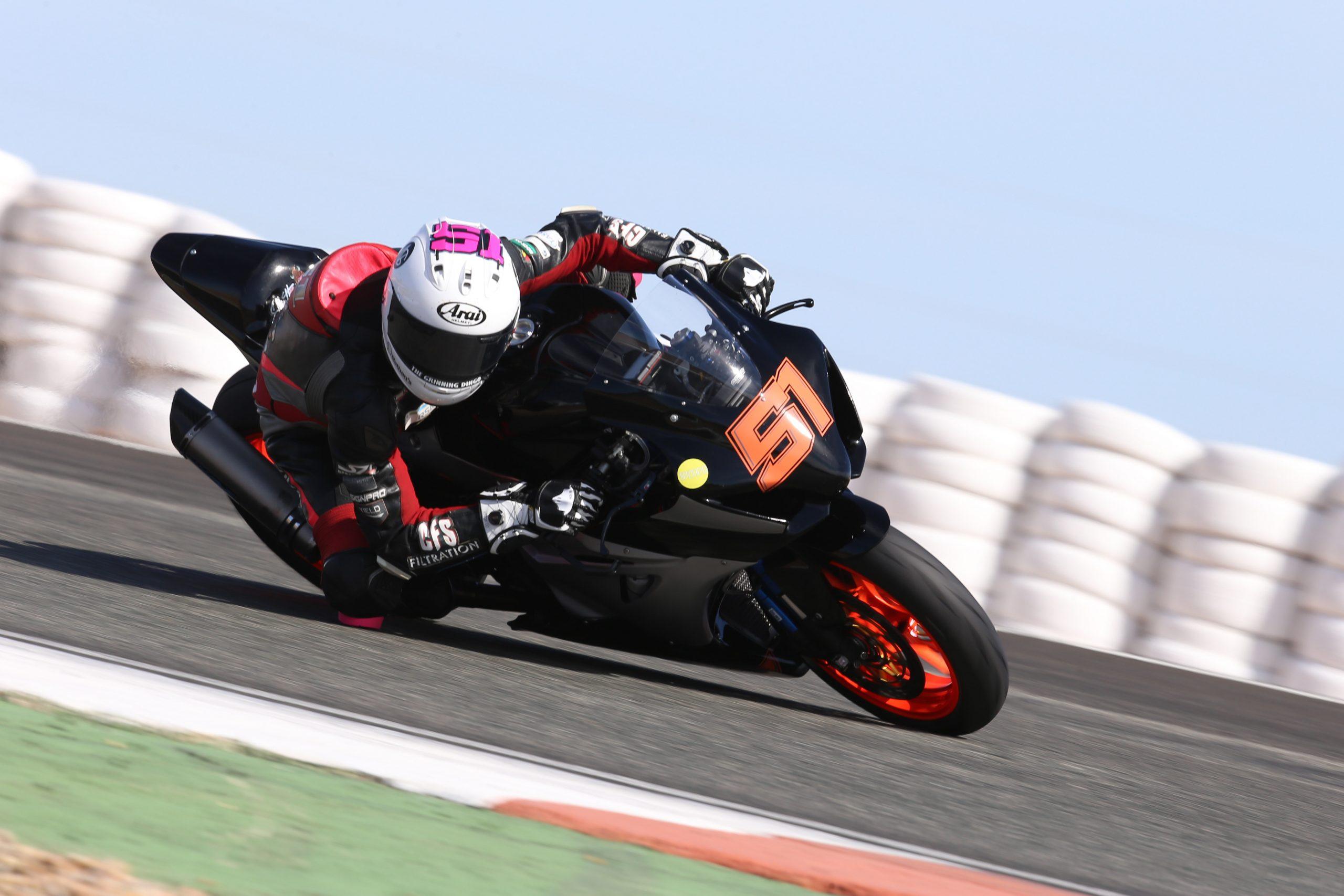 Moto TP Cartagena 2020 Brayden Elliott 140
