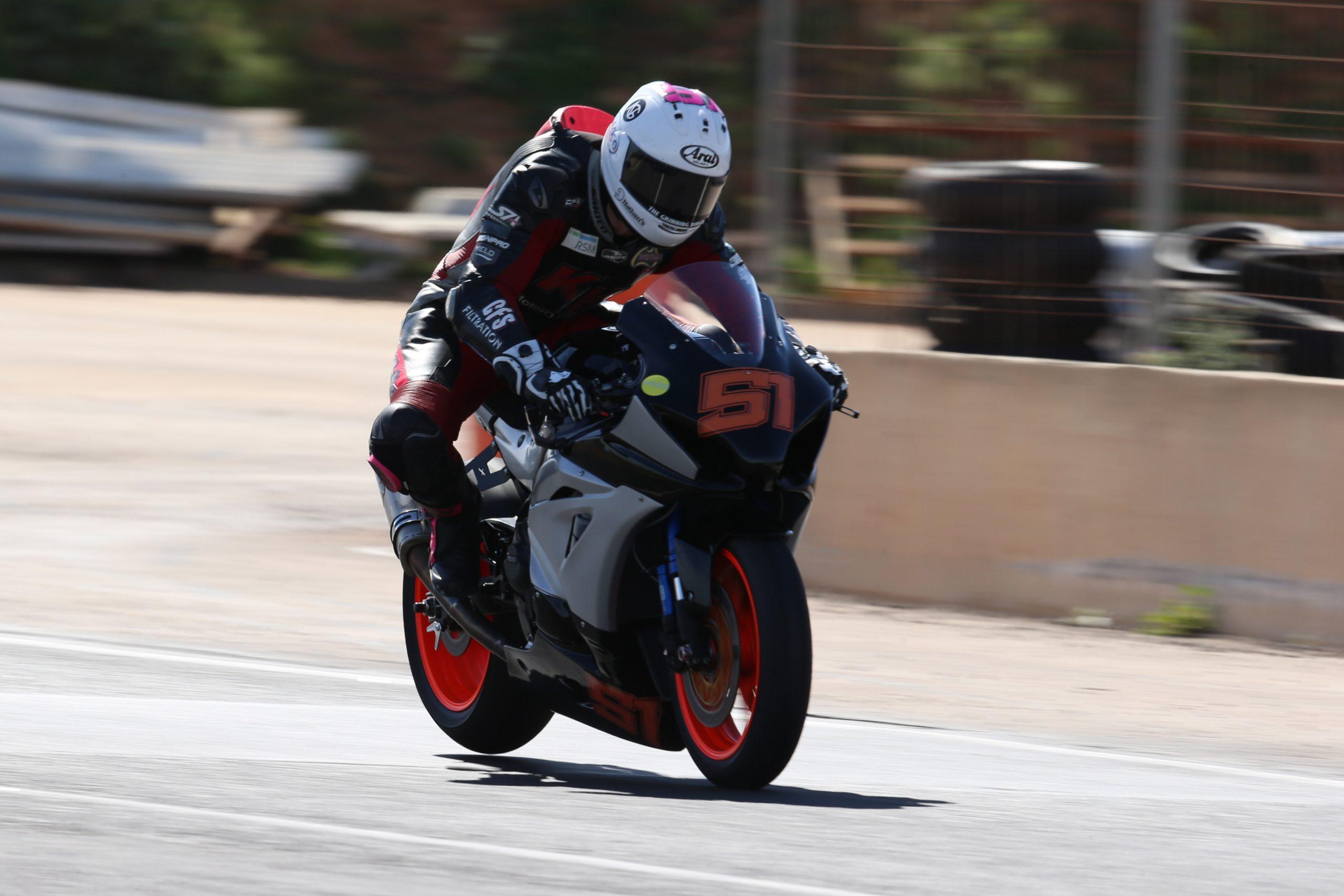 Moto TP Cartagena 2020 Brayden Elliott 152