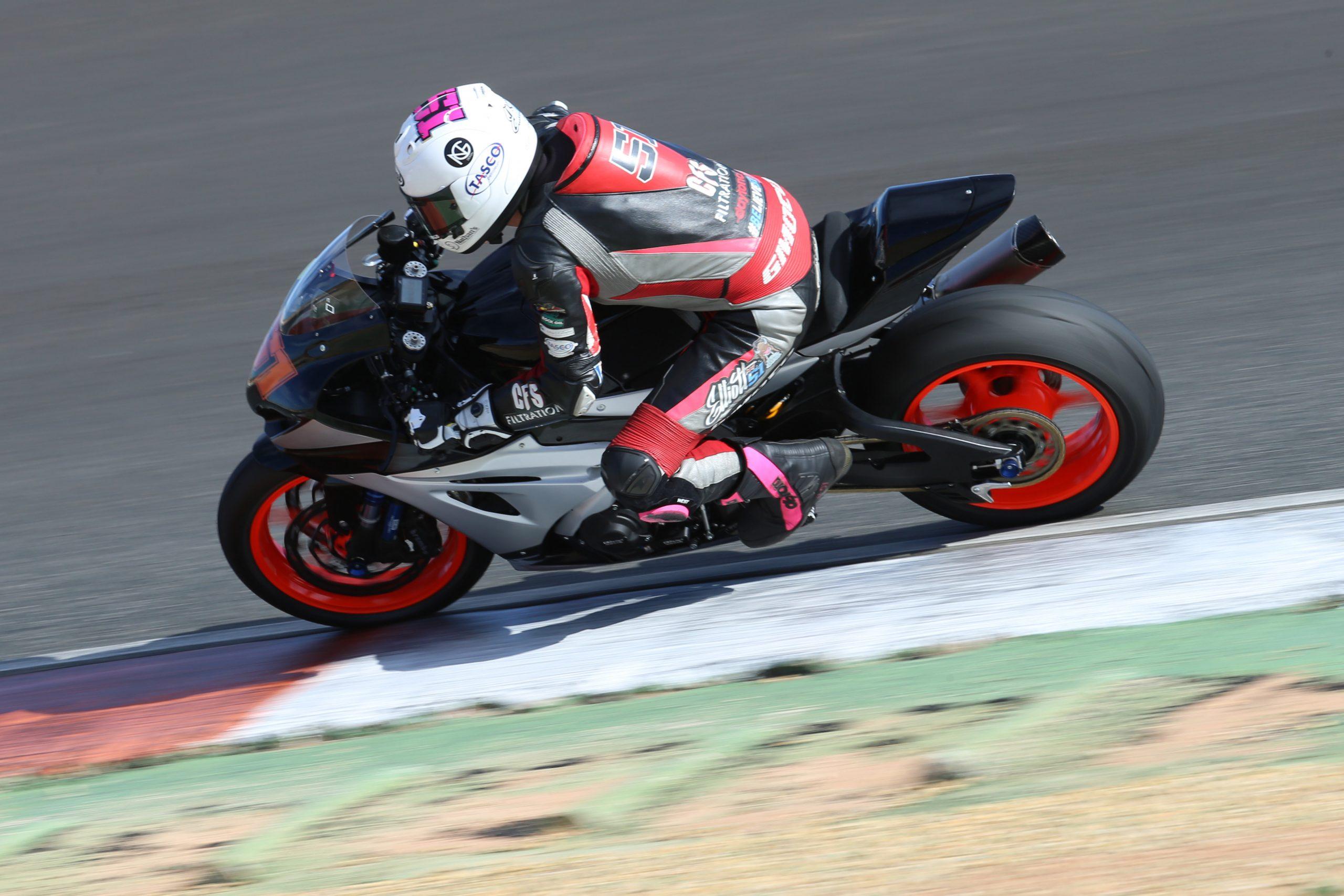 Moto TP Cartagena 2020 Brayden Elliott 169