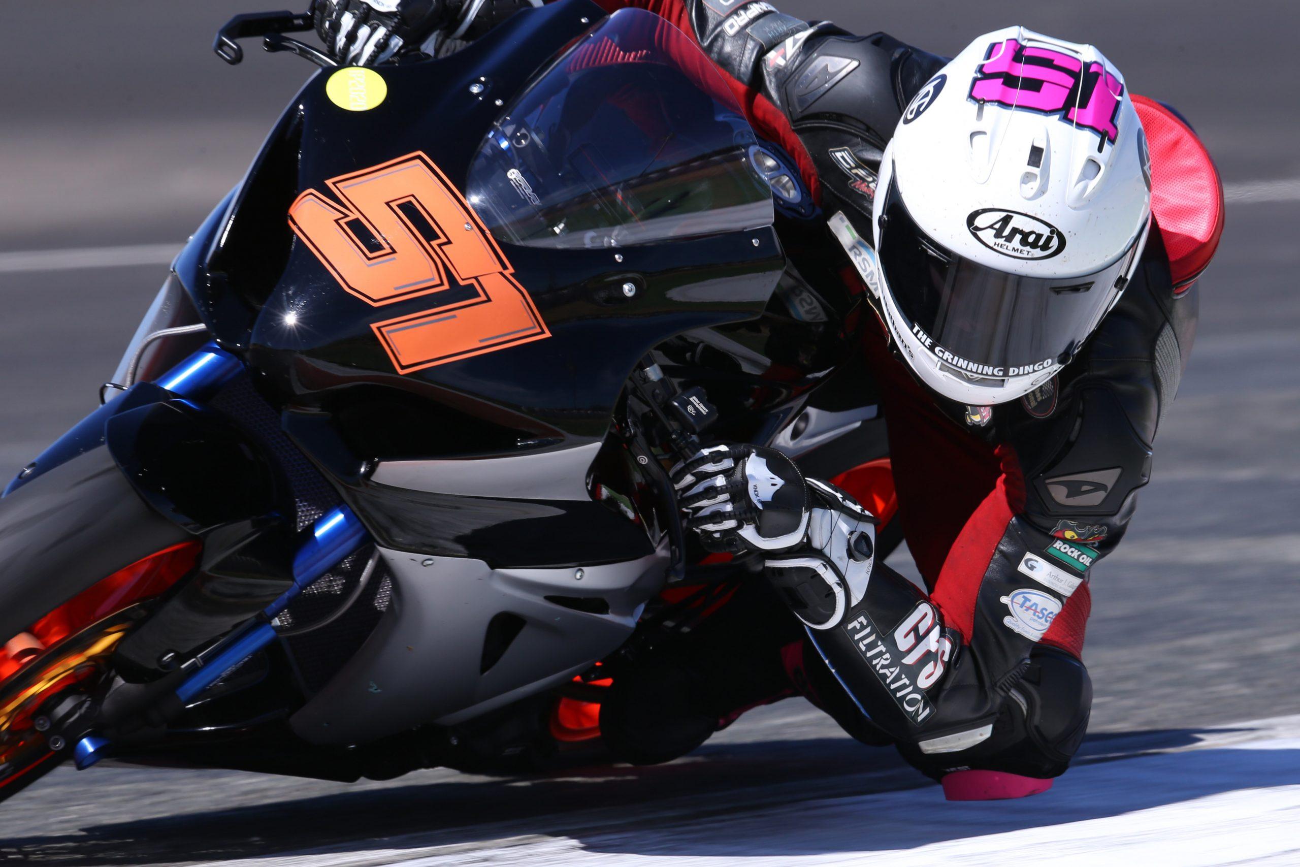 Moto TP Cartagena 2020 Brayden Elliott 184