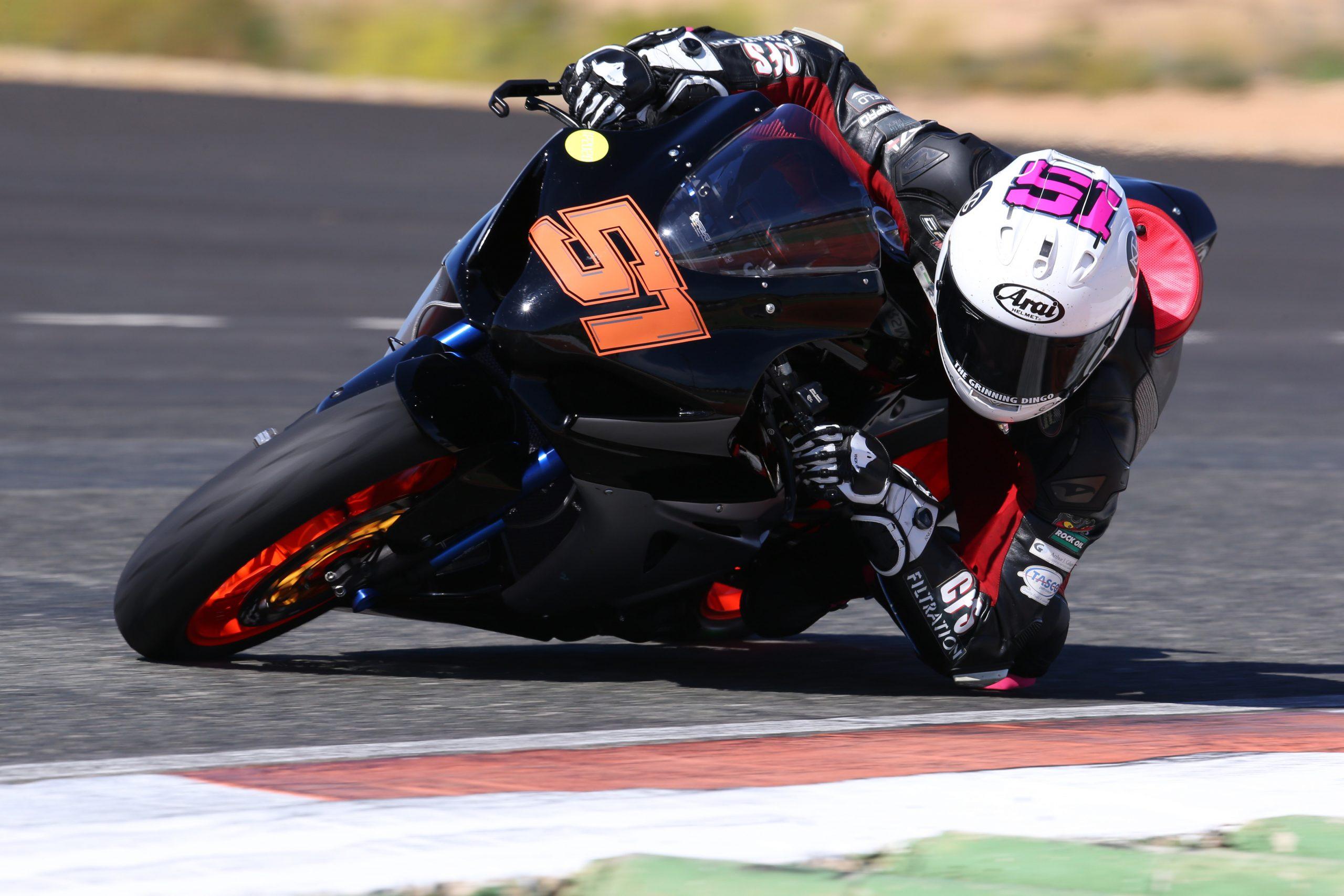 Moto TP Cartagena 2020 Brayden Elliott 187