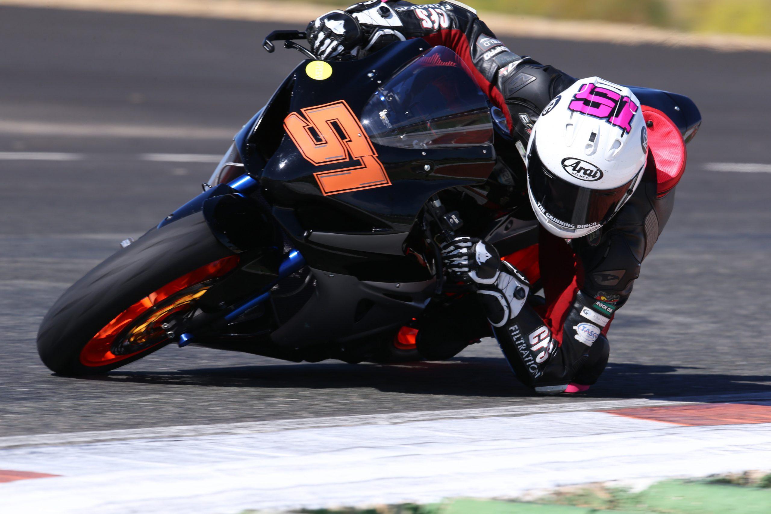 Moto TP Cartagena 2020 Brayden Elliott 188